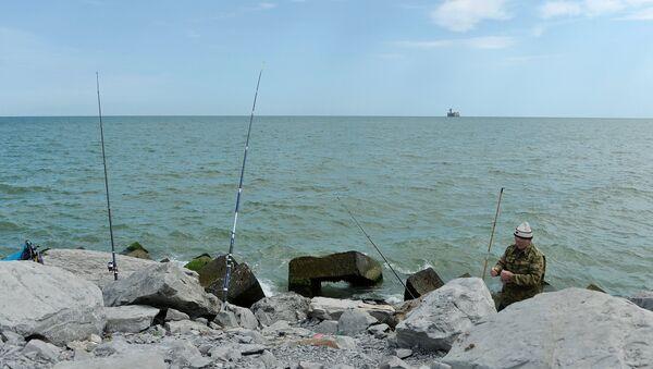 Kaspiysk, Biển Caspi - Sputnik Việt Nam