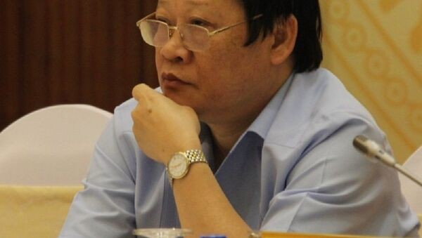 Thứ trưởng Nguyễn Viết Tiến - Sputnik Việt Nam