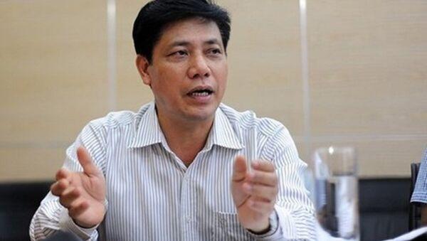 Theo Thứ trưởng Nguyễn Ngọc Đông, ngay cả trong nghiên cứu tiền khả thi dự án sân bay Long Thành cũng đã nghiên cứu định hướng một số hạng mục Nhà nước có thể sử dụng vốn đầu tư công, một số có thể thu hút được thành phần kinh tế khác. - Sputnik Việt Nam