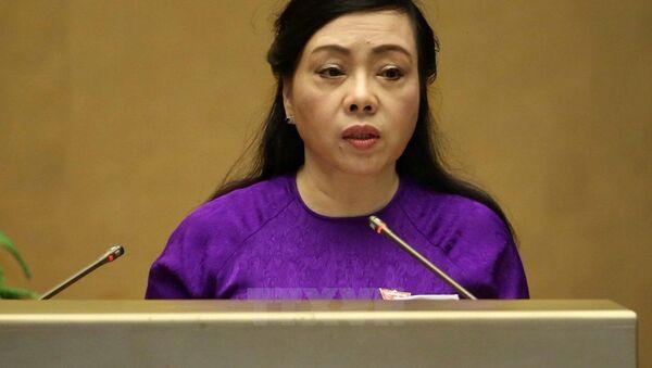 Bộ trưởng Tiến - Sputnik Việt Nam