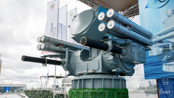 tổ hợp tên lửa - pháo phòng không Pantsir-ME  - Sputnik Việt Nam