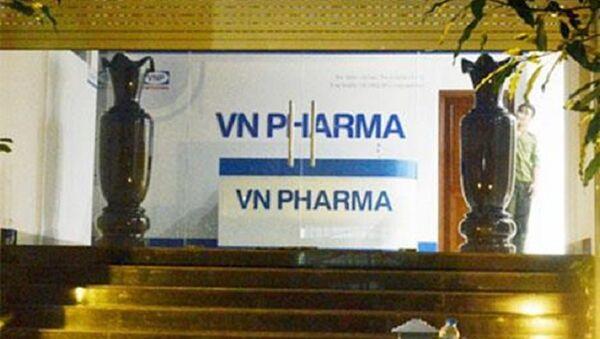 Văn phòng của Công ty VN Pharma. - Sputnik Việt Nam