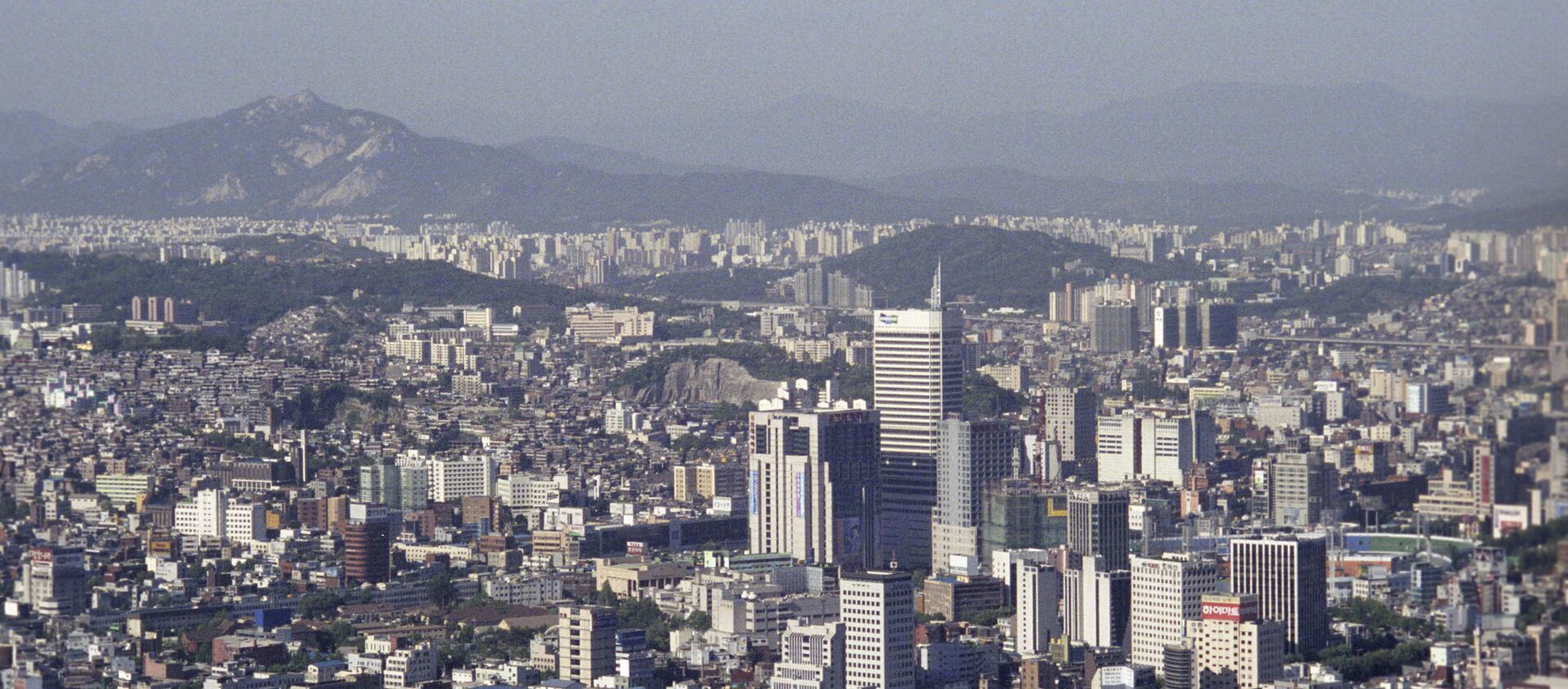 Thành phố Seoul, Hàn Quốc - Sputnik Việt Nam, 1920, 03.04.2021