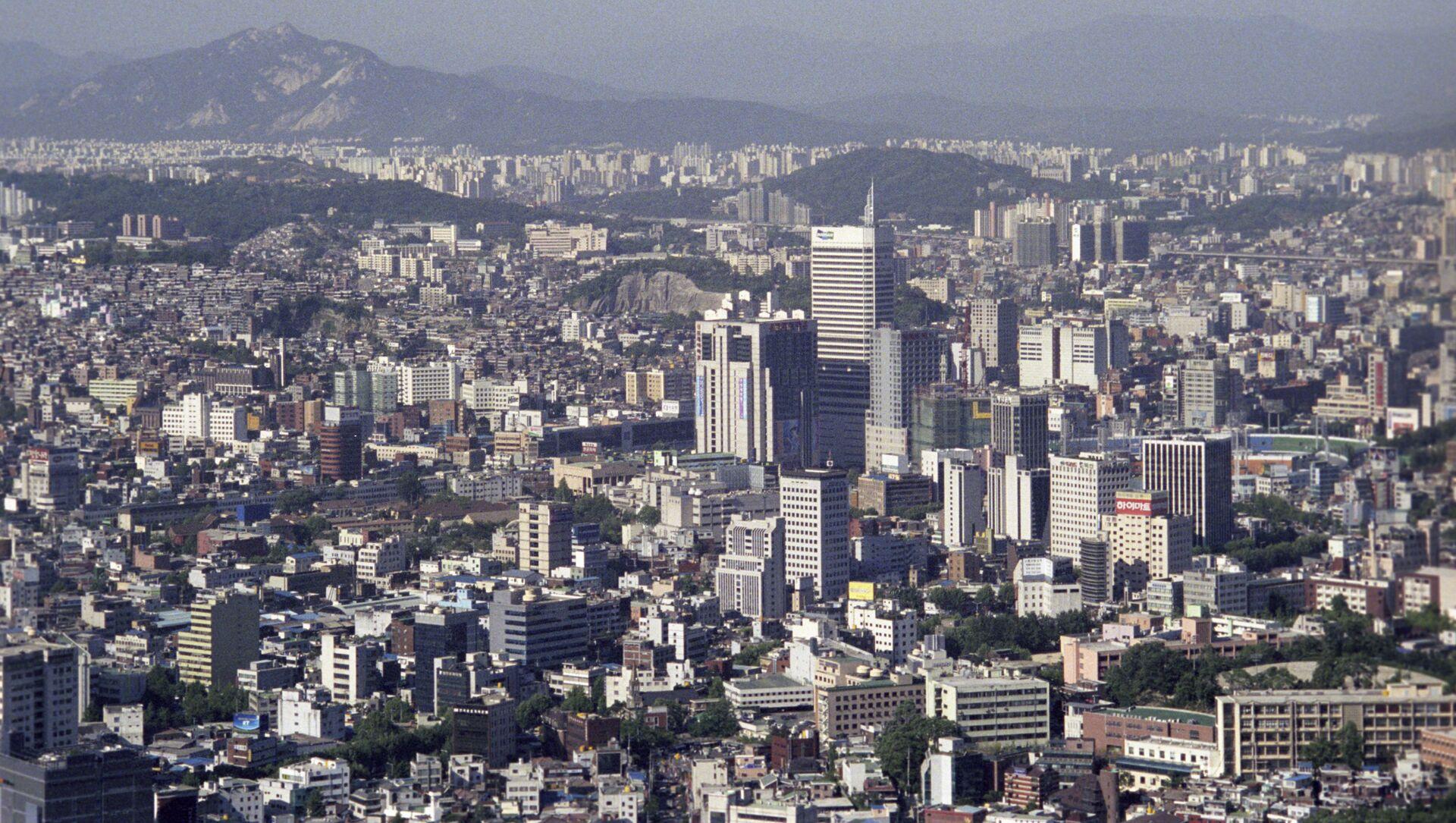 Thành phố Seoul, Hàn Quốc - Sputnik Việt Nam, 1920, 28.06.2021