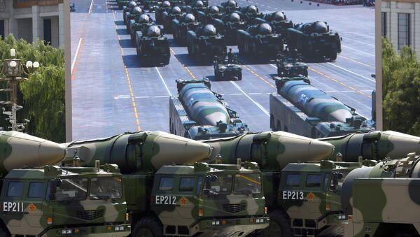Vũ khí Trung Quốc - Sputnik Việt Nam