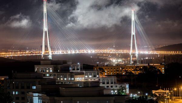 Việc chuẩn bị Diễn đàn Kinh tế Đông (WEF) - Sputnik Việt Nam