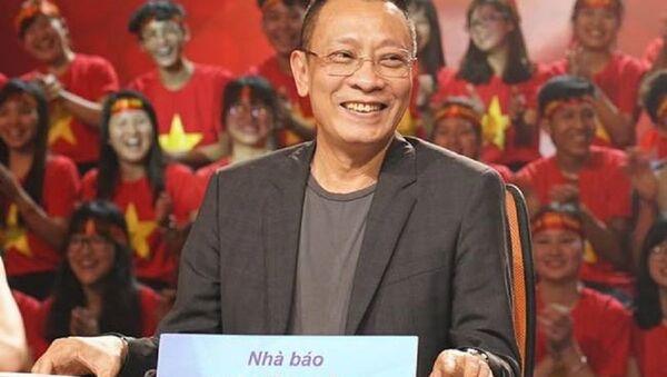 Nhà báo Lại Văn Sâm - Sputnik Việt Nam