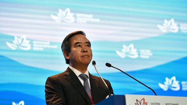 Восточный Экономический форум. День первый - Sputnik Việt Nam