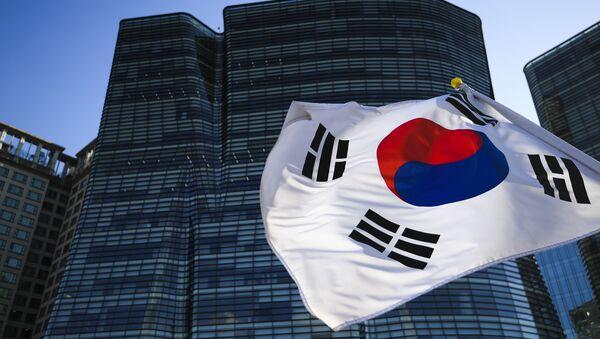 Quốc kỳ Hàn Quốc - Sputnik Việt Nam