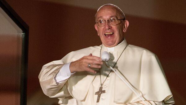 Đức Giáo hoàng Francis  - Sputnik Việt Nam