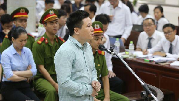 Phiên tòa xét xử đại án Oceanbank giai đoạn 1. - Sputnik Việt Nam