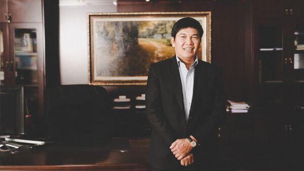 Ông Trần Đình Long - Sputnik Việt Nam