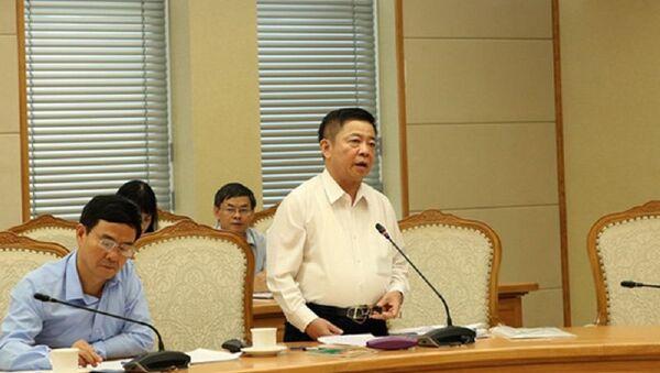 Chủ tịch Liên minh Hợp tác xã Việt Nam Võ Kim Cự giữ chức danh Phó Trưởng ban chỉ đạo - Sputnik Việt Nam