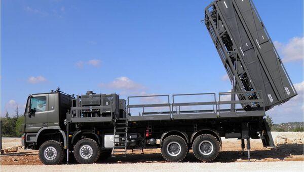 Israeli Spyder system - Sputnik Việt Nam
