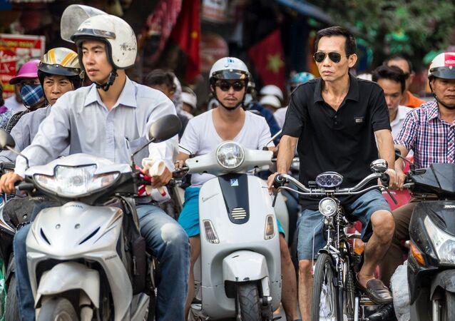Ùn tắc giao thông ở Việt Nam