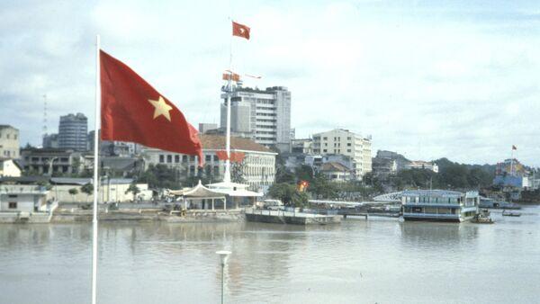 Flag of Vietnam - Sputnik Việt Nam