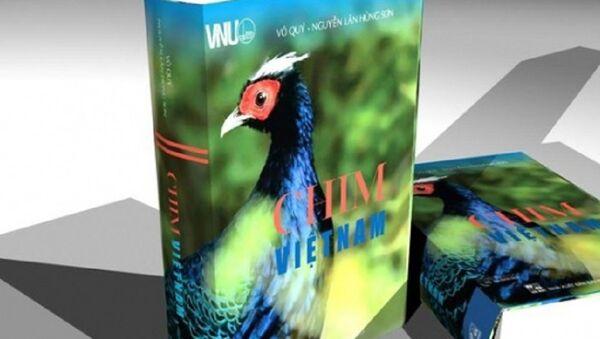 """""""Chim Việt Nam"""" của tác giả Võ Quý - Nguyễn Lân Hùng Sơn. - Sputnik Việt Nam"""