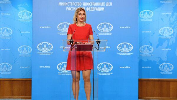 Брифинг официального представителя МИД России М. Захаровой - Sputnik Việt Nam