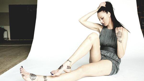 Модель и экс-баскетболистка Екатерина Лисина - Sputnik Việt Nam