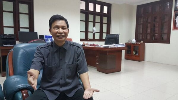 Ông Nguyễn Minh Mẫn - Sputnik Việt Nam