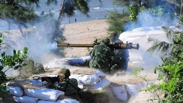 Súng chống tăng SPG-9T2 Việt Nam - Sputnik Việt Nam