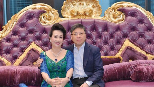 Bà Trương Mỹ Lan - Sputnik Việt Nam