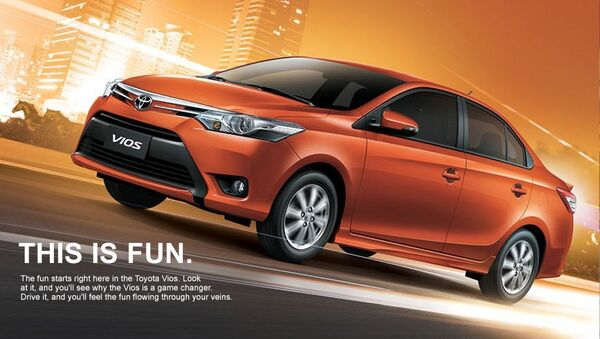 Toyota Vios - Sputnik Việt Nam