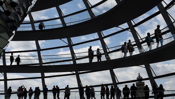 Bundestag (Quốc hội Đức) - Sputnik Việt Nam