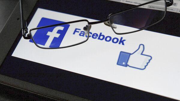 Mạng xã hội Facebook - Sputnik Việt Nam