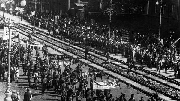 Cách mạng tháng Mười Nga 1917 - Sputnik Việt Nam