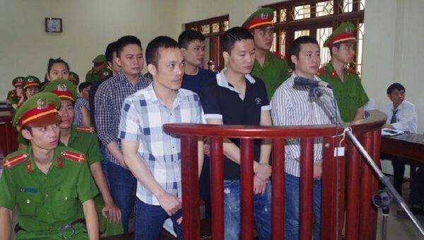 Chân dung về Thọ sứt bỏ trốn - Sputnik Việt Nam