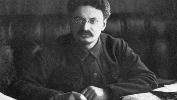 Lev Trotsky - Sputnik Việt Nam