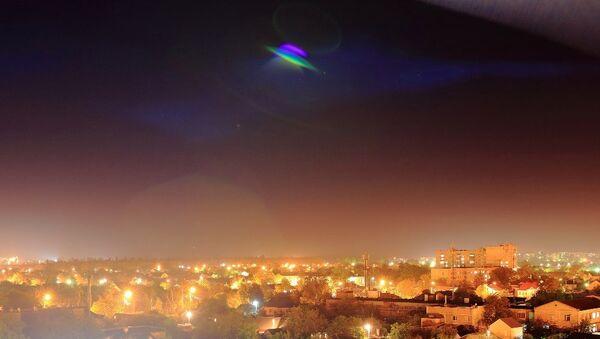 Đĩa bay trên thành phốĐĩa bay trên thành phố - Sputnik Việt Nam