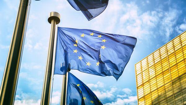 Quốc kỳ Liên minh châu Âu - Sputnik Việt Nam
