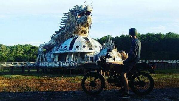Công viên nước rùng rợn bị bỏ quên ở Huế - Sputnik Việt Nam