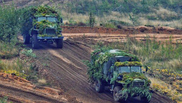 Tập trận Phía Tây-2017 - Sputnik Việt Nam