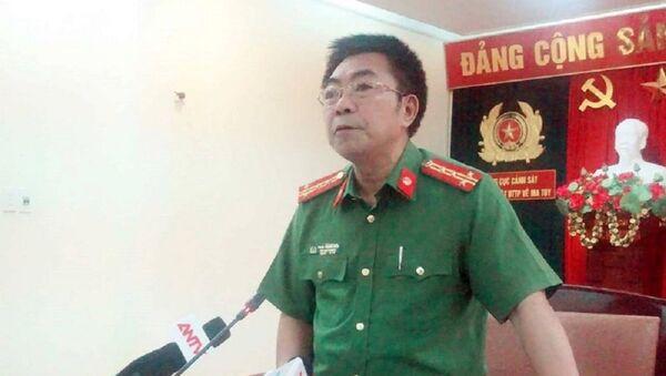 Đại tá Phạm Trọng Điềm, Cục phó C47 - Sputnik Việt Nam
