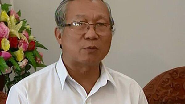 Ông Phạm Thế Dũng, nguyên Chủ tịch UBND tỉnh Gia Lai - Sputnik Việt Nam