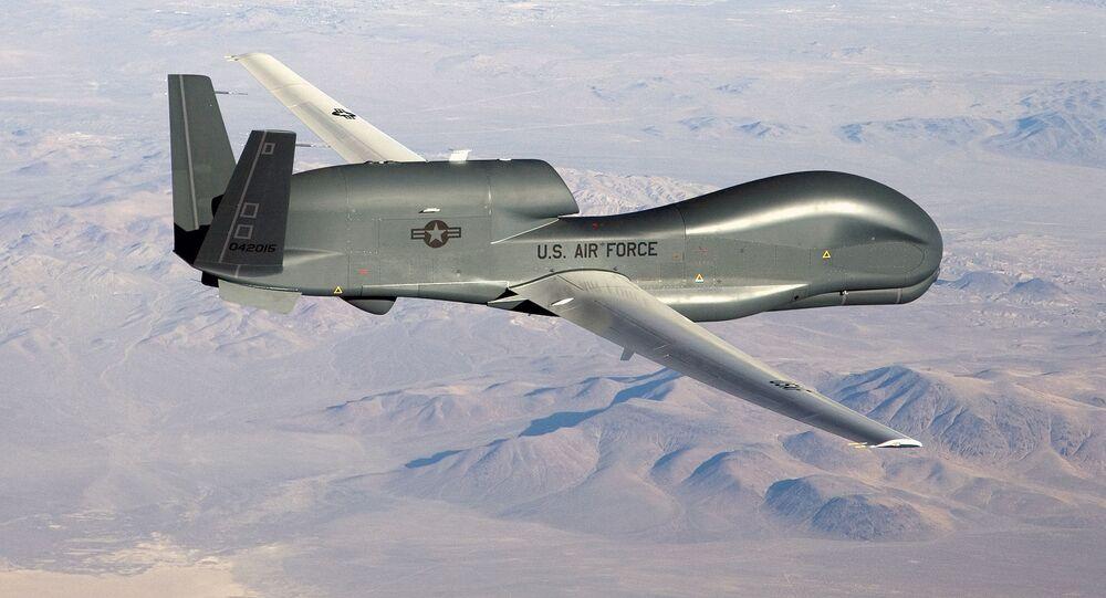 Thiết bị bay không người lái quân sự của Mỹ
