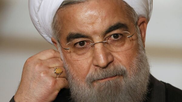 Iran's President Hassan Rouhani - Sputnik Việt Nam