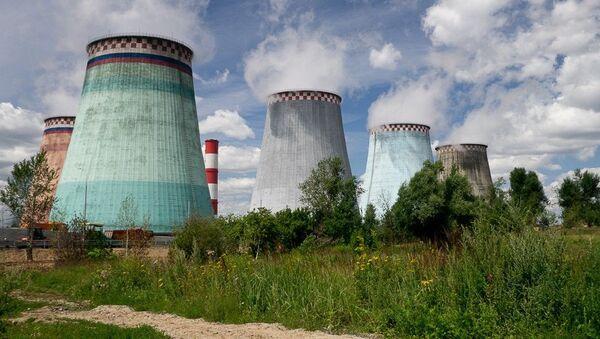 Nhà máy nhiệt điện - Sputnik Việt Nam