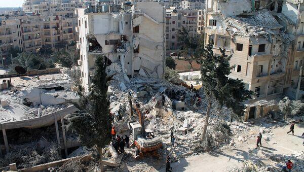 Idlib, Syria - Sputnik Việt Nam