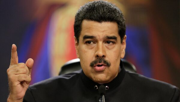 Tổng thống Venezuela Nicholas Maduro - Sputnik Việt Nam