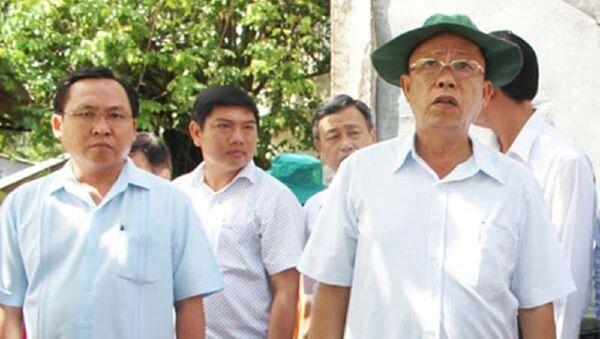 Ông Trần Công Chánh - Sputnik Việt Nam