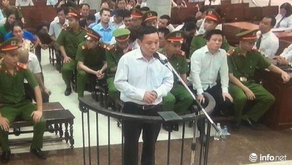 Nguyên Giám đốc OceanBank CN Quảng Ninh Ngô Hải Nam. - Sputnik Việt Nam