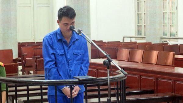 Bùi Văn Biên tại tòa - Sputnik Việt Nam