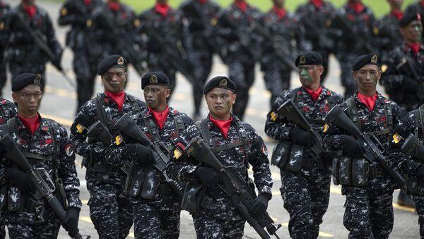 Lực lượng vũ trang Philippines - Sputnik Việt Nam