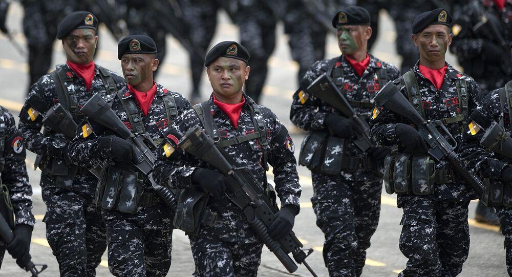 Lực lượng vũ trang Philippines