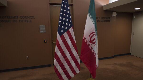 Iran, Mỹ - Sputnik Việt Nam