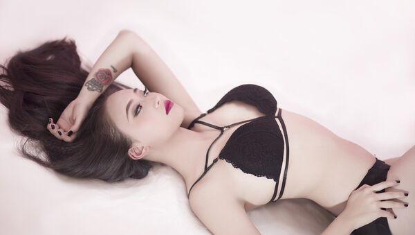 Cô gái - Sputnik Việt Nam